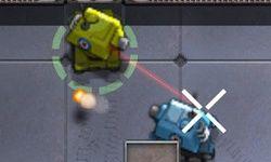 Лазерные танки