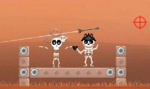 Original game title: Skull Hunter: Ricochet