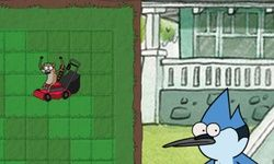 Regular Show: Perfect Mowin