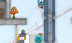 The Amazing World of Gumball: Hard Hat Hustle