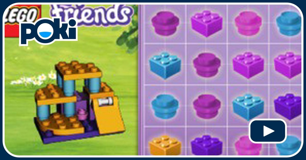 gratis spel lego friends