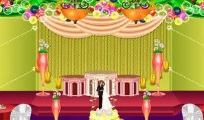 Original game title: Wedding Hall