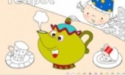 Teapot Coloring