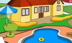 Swimming Pool Dekoration