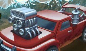 Original game title: Remodel Racing