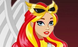 DC Superhero Girls: Hawkgirl Dress-Up