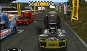 Original game title: Super Trucks