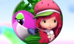 Strawberry Shortcake: Rundpuzzle