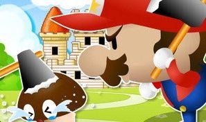 Mario Bros Defense