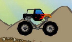 Big Truck Canyon Run