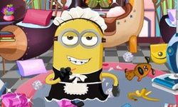 Minion Groom the Room
