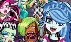 Monster High Funny Face Creator