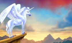 Last Winged Unicorn