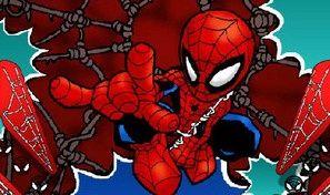 Original game title: Spiderlad vs Batsman