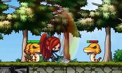 Ninja Save Father