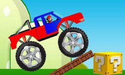 Mario Monster Truck Ride