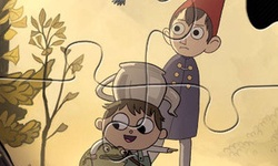 Over the Garden Wall Jigsaw