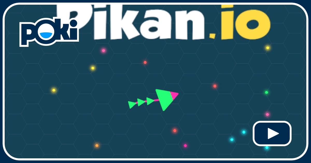 Jogue Pikan.io Grátis
