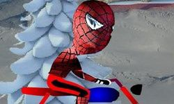 Spiderman Ride