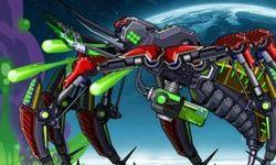 Roboter-Vogelspinne