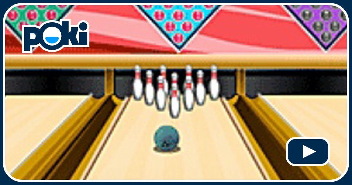 BOWLING MANI Online - Spil Bowling Mani Gratis på Poki.dk!