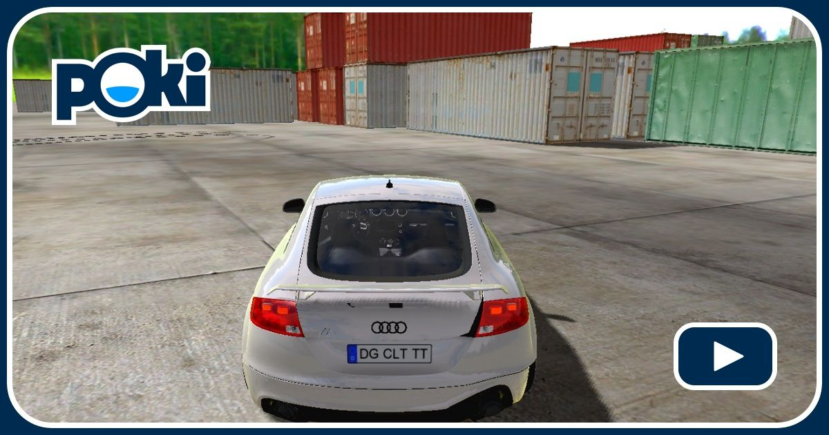Audi Tt Rs Game: Audi TT RS Game