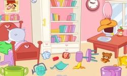 Clean Sarah's Room