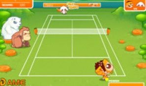 Original game title: Crazy Tennis