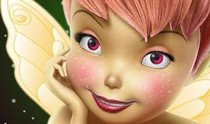 Disney Tinkerbell Make Up