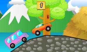 Original game title: Village Car Race