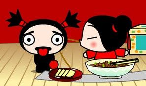Original game title: Pucca Funny Love