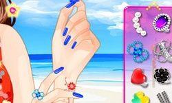 Seni Kuku Pantai