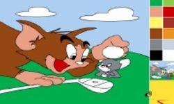 Tom & Jerry Coloring