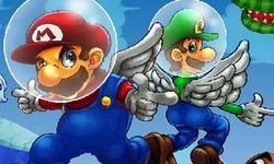 Super Mario Sky Shooter