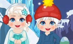 Elsa New Year Slacking