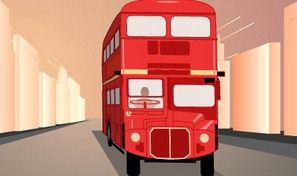 Original game title: Bus London