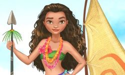 Moana Princess Adventure