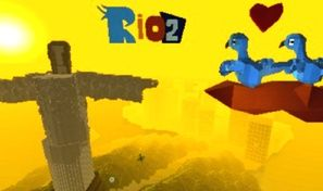 Original game title: Kogama: Rio 2