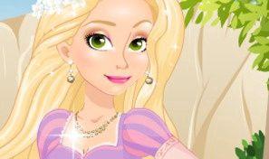 Charming Rapunzel Dress-Up