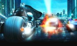 Gotham Şehri Sokak Kovalamacası