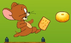 Jerry Run N Eat Cheese