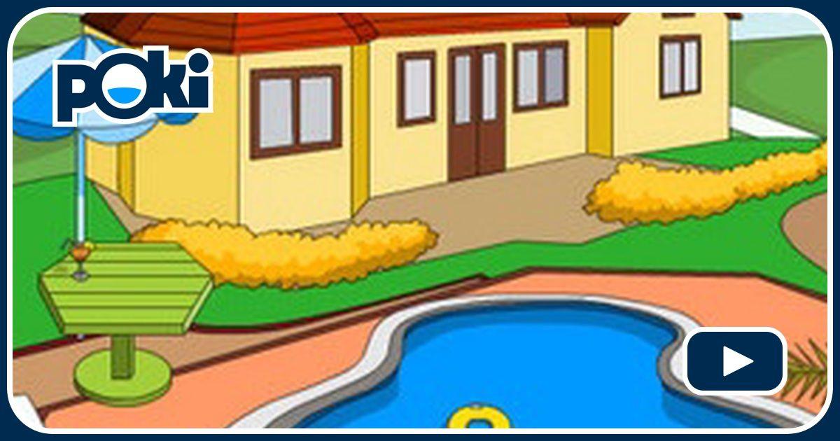 Decoraci n de una piscina juega gratis en paisdelosjuegos - Juegos gratis de decoracion ...