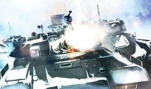 Winter Tank Strike