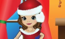 Sofia Christmas Dress Up