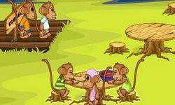 Monkey Dinner