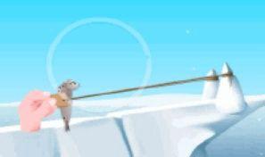 Original game title: Ice Slide