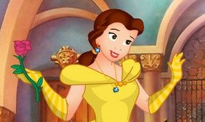 Princess Belle Royal Ball