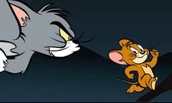 Tom e Jerry Corsa di Halloween