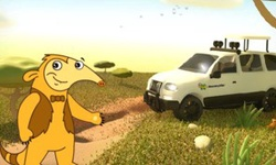 Safari with Doki
