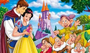 Original game title: Snow White and the Seven Dwarfs